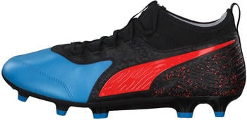 puma-one-193-fg-ag-bleu-azur-red-blast-puma-black
