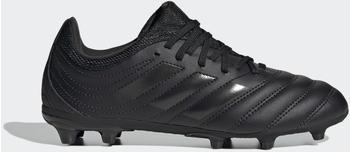Adidas Copa 20.3 FG Fußballschuh Core Black / Core Black / Solid Grey Kinder (EF1912)