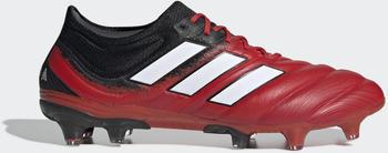 Adidas Copa 20.1 FG Fußballschuh Active Red / Cloud White / Core Black Unisex (EF1948)