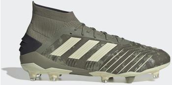 Adidas Predator 19.1 FG Fußballschuh Legacy Green / Sand / Solar Yellow Unisex (EF8205)