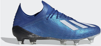 Adidas X 19.1 SG Fußballschuh Team Royal Blue / Cloud White / Core Black Männer (EG7144)