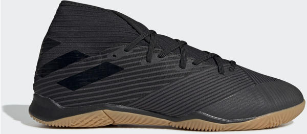 Adidas Nemeziz 19.3 IN Fußballschuh Core Black / Core Black / Utility Black Männer (F34413)