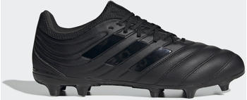 Adidas Copa 20.3 FG core black/core black/solid grey leather
