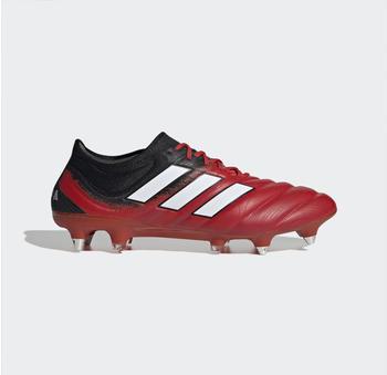Adidas Copa 20.1 SG Fußballschuh Active Red / Cloud White / Core Black Männer (G28642)