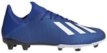 Adidas X 19.3 FG Team Blue/Royal Blue/Ftwr White