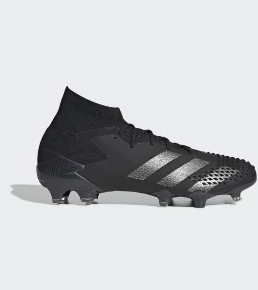 Adidas Predator Mutator 20.1 FG core black/core black/silver metallic