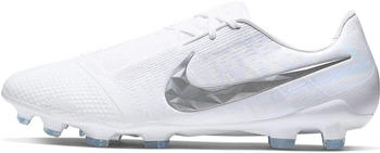 Nike Phantom Venom Elite FG white/metallic platinum