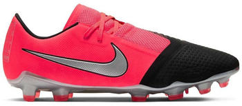Nike Phantom Vision Pro Dynamic Fit FG (AO3266) Laser Crimson/Black/Metallic Silver