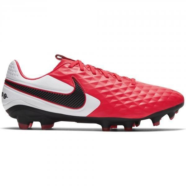 Nike Tiempo Legend 8 Pro FG Laser Crimson/White/Black