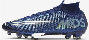 Nike Mercurial Superfly 7 Elite Mercurial Dream Speed 2 FG Blue Void/White/Black/Metallic Silver