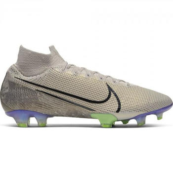Nike Mercurial Superfly 7 Elite FG Desert Sand/Psychic Purple/Electric Green/Black
