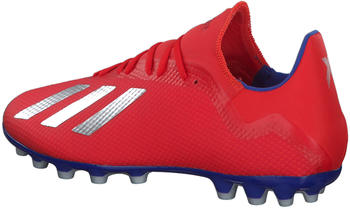 Adidas X 18.3 AG Football Boots active red/silver met bold
