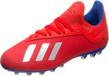 Adidas X 18.3 AG Junior red/silver/blue