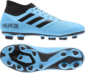 Adidas Predator 19.4 FxG bright cyan/core black