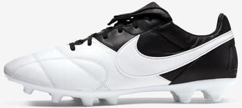 Nike Premier II FG White/Black/White