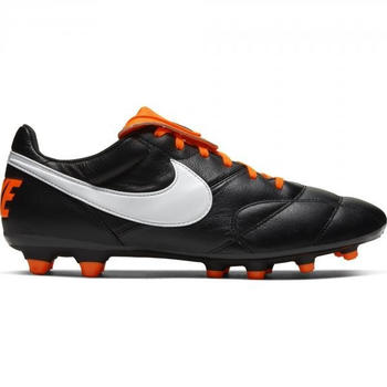 Nike Premier II FG Black/Total Orange/White