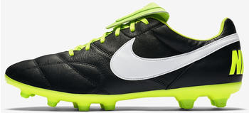 Nike Premier II FG Black/Volt/Electric Green/White