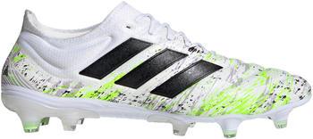 Adidas Copa 20.1 FG cloud white/core black/signal green