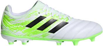 Adidas Copa 20.3 FG cloud white/core black/signal green