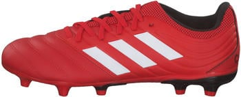 Adidas Copa 20.3 FG active red/cloud white/core black