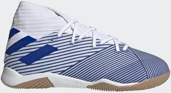 Adidas Nemeziz 19.3 IN cloud white/royal blue/royal blue