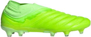 Adidas Copa 20+ FG signal green/signal green/ cloud white