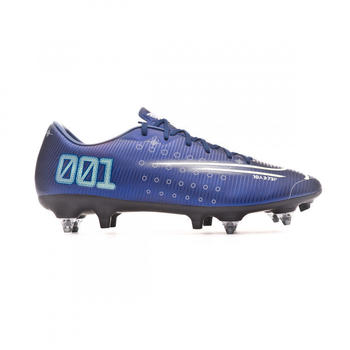 Nike Mercurial Vapor 13 Academy MDS SG-PRO Anti-Clog Traction blue void/white/black/barely volt