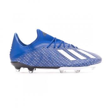 Adidas X 19.2 FG royal blue/cloud white/core black