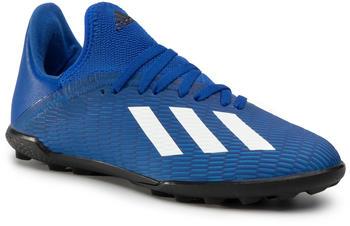 Adidas X 19.3 Turf royal blue/cloud white/core black