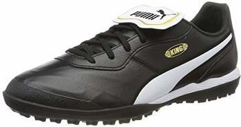 Puma King Top TT black/white