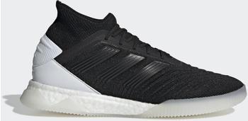 Adidas Predator 19.1 Schuh Core Black / Core Black / Cloud White Unisex (F35849)