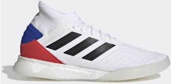 Adidas Predator 19.1 Schuh Cloud White / Core Black / Active Red Unisex (F35848)