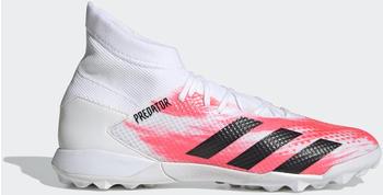 Adidas Predator 20.3 TF cloud white/core black/pop
