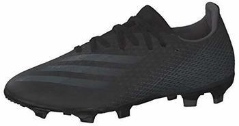 Adidas X Ghosted.3 FG Black