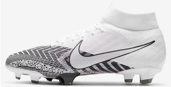 Nike Mercurial Superfly 7 Pro MDS FG white/black/white