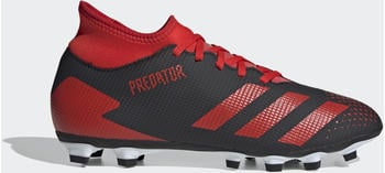 Adidas Predator 20.4 IIC FxG Core Black/Active Red/Cloud White
