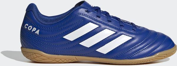 Adidas Copa 20.4 IN Royal Blue/Cloud White/Royal Blue Kids