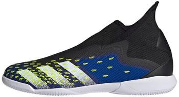 Adidas Predator Freak.3 Laceless Indoor core black/cloud white/solar yellow