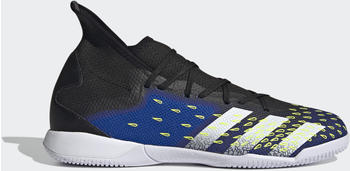 Adidas Predator Freak.3 IN Core Black/Cloud White/Royal Blue