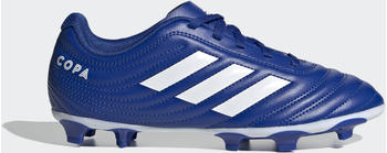 Adidas Copa 20.4 FG Royal Blue/Cloud White/Royal Blue Kinder