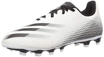 Adidas X Ghosted.4 FxG Cloud White/Core Black/Silver Metallic