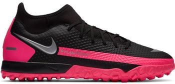 Nike Phantom GT Academy Dynamic Fit Tf (CW6666) black/pink blast/metallic silver
