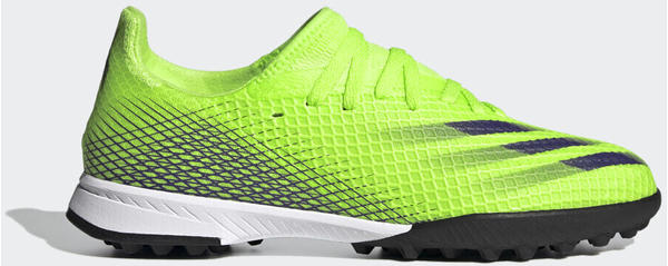 Adidas X Ghosted.3 TF Signal Green/Energy Ink/Signal Green