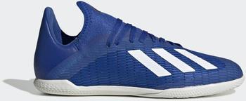 Adidas X 19.3 IN Royal Blue/Cloud White/Core Black