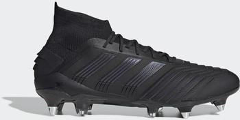 Adidas Predator 19.1 SG Core Black/Core Black/Utility Black