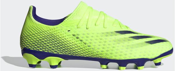 Adidas X Ghosted.3 MG Signal Green/Energy Ink/Signal Green (EG8157)