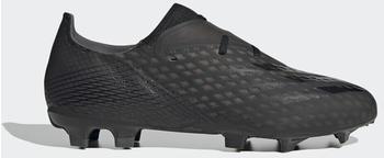 Adidas X Ghosted.2 FG Core Black/Core Black/Grey Six