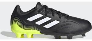 Adidas Copa Sense.3 FG Core Black/Cloud White/Solar Yellow Kids