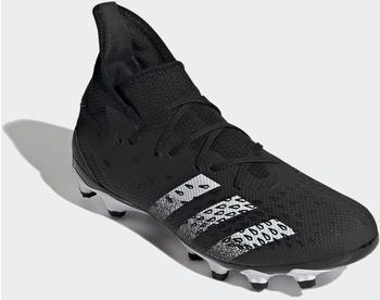 Adidas Predator Freak.3 MG Core Black/Cloud White/Core Black