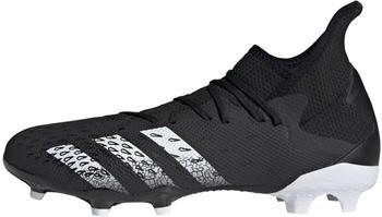 Adidas Predator Freak.3 FG Core Black/Cloud White/Core Black